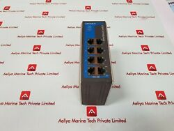 Moxa Eds-308 Etherdevice Switch 12-48 Vdc
