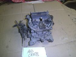 Old Holley 4bbl 4 Barrel Carb Carburetor For Parts Fix Project Core Ford Chevy
