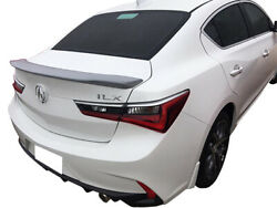 Painted Factory Style Rear Flush Mount Spoiler Fits A 2020-2021 Acura Ilx