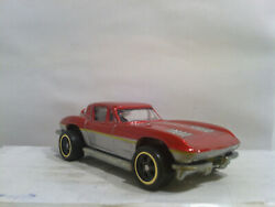 Loose Hot Wheels Real Riders Corvette - Show004