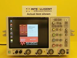 Keysight Dsov204a 20ghz Upto 80gs/s High End 4ch Scope Cald Wty Win10 Loaded