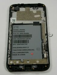 Working Lcd And Digitizer Touch Read Zte Zfive 2 Z836bl Phone Oem Part 667-b