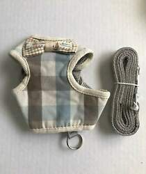 Voopet Harness and Leash Set Small