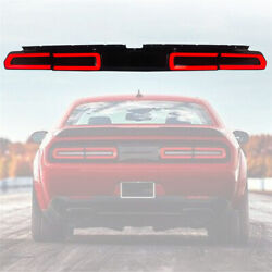 Led Tail Light Fits Dodge Challenger 2008-2014 Sequential Indicator Rear Lamps
