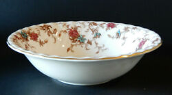 Minton Ancestral Coupe Cereal Bowl 6 3/8 Wide