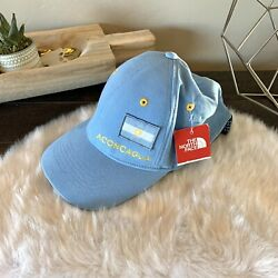 The Seven Summits Project 2006 Aconcagua Hat Blue Os New Rare Vtg