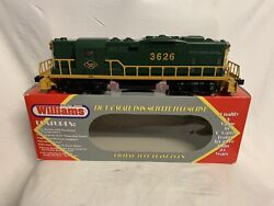 ✅williams Reading Gp-9 Diesel Engine W/ True Blast Horn And Lionel Type Couplers