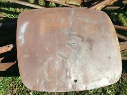 1937 1938 Ford Coupe Trunk Lid