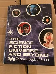 The Science Fiction Universe And Beyond Syfy Channel Book Of Sci-fi