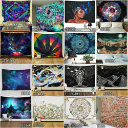 USA Stock Psychedelic Tapestry Art Wall Hanging Tapestries Throw Bedroom Decor