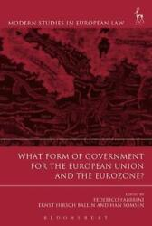 What Form Of Government For The European Union , Bloomsbury, Fabbrini, Balli=