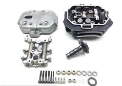 Vulcan 1700 Vaquero Cylinder Head Complete W Cams Front From 2012 Kawasaki