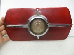 Tail Light Lens Only Sedan With Reverse Lamp Vintage Fits 65 Fairlane 16945