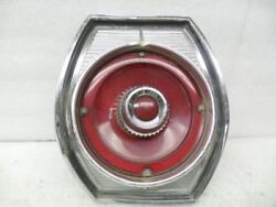 Tail Light Excluding Wgn Without Reverse Lamp Vintage 1965 Ford Galaxie 19452