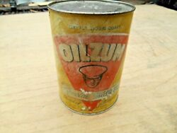 Oilzum Special Motor Oil , Sae 5w-20 , Unopened , Cardboard Can