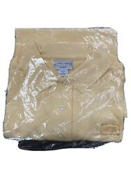 Hess Gas Station Collared Short Sleeve Shirt, Size M Brand New In Sealed Bag