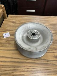 Pulley Wheel With 1635dc Bearing 7x7x3 1 1/2 Inch Depth