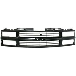 New Grille Front For Chevrolet C2500 1994-2000 15981092