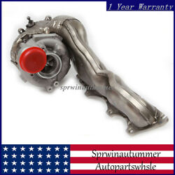 Turbocharger Turbo Chargers Left Side Fit For Audi A6 A7 A8 S6 4.0tfsi Ceuc Ctga