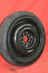 Dodge Aries 14 Spare Tire Convenience Space Saver Compact T125/70d14 5x100mm