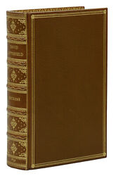 David Copperfield By Charles Dickens First Edition 1850 1st Issue Screamed
