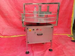 Stainless Steel Accumulation Table Diameter 36 Inch Turn Table Rotary Table