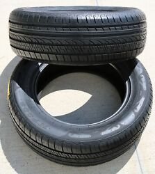 2 New Fullway Hp208 205/70r15 96h A/s All Season Performance Tires