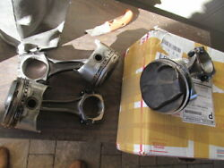 1970 Assembly Line Rods And Pistons Ls6 454 550 Chevelle