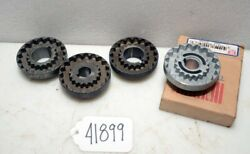 1 Lot Of Woods Flange Couplers No 4 And 4j Inv.41899