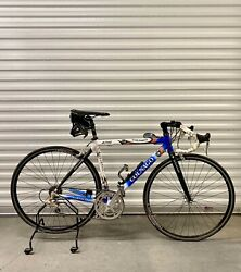 Colnago Active 10-speed Bicycle With Campagnolo Veloce Components Size 47