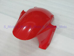 Front Mud Guard Fender Fairing Cowl Fit For Honda Cbr600rr F5 2003 2004 Red