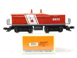 O Gauge Lionel 6-18933 Cnj New Jersey Central 3-rail Nw2 Diesel Calf Unpowered
