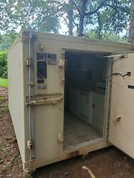12and039 Aluminum Electrical Maintenance Container