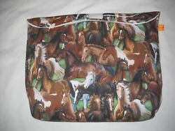 Breyer traditional pony pocket pouch custom model horse fabric transport
