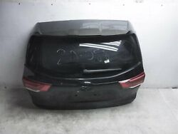 207 2018 2019 Toyota Highlander Trunk Lid Deck Tail Gate Hatch Staionary Glass