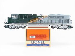 O Gauge Lionel 6-28262 Wp Western Pacific Up Heritage 3-rail Sd70ace Diesel Tmcc