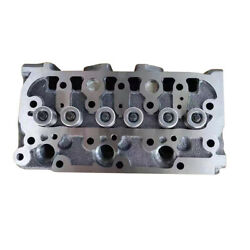 D722 Cylinder Head For Kubota Tractor B7300hsd Loaded