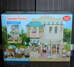 Sylvanian Families Applewood Department Store Flair Calico Critters