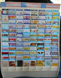 5000+ American-made Greeting Cards With Envelopes + 5 Modular Displays