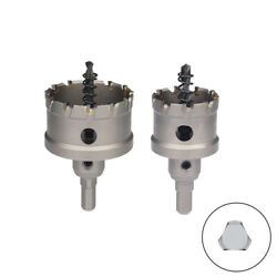 12mm-200mm Tct Metal Hole Saw Cutter Drill Bit For Iron Aluminum Stainless Steel