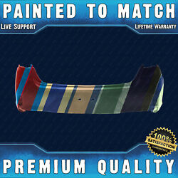 New Painted To Match - Rear Bumper Cover For 2018 2019 Hyundai Sonata 18 19