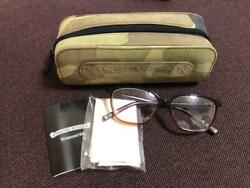 Chrome Hearts Men's Glasses With Case Guarantee Card Unused Japan 30368