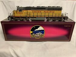 ✅mth Premier Union Pacific Sd40-2 Non-powered Diesel Engine Dummy 20-2362-3 Up