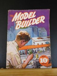 Model Builder 1938 January February Lionel Magazine Build A Freight Depot Model