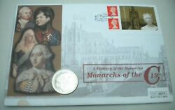 2001 A Century Of The Monarchy Monarchs Of The 19 Century Bunc Andpound5 Coincover Pnc