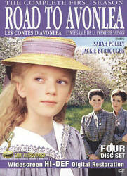 Road To Avonlea The Complete Series Dvd Collection Seasons 1-7 28-discs