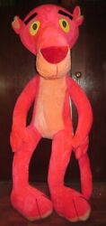 New Pink Panther Stuffed Toy Five 5' Feet Tall    Local Pickup Only