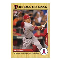 2020 Topps Now Turn Back The Clock Complete Set 1-215 Only 171 Possible Sets