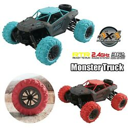 Remote Control Car Truck Racing Off-road 4wd 36km Rc Toy Christmas Xmas Gift