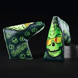 How Swag Stole Christmas Blade Putter Headcover Brand New